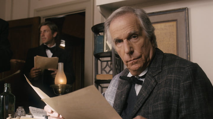 drunk history creator derek waters interview drunkhistory henry winkler as zenas fisk wilber