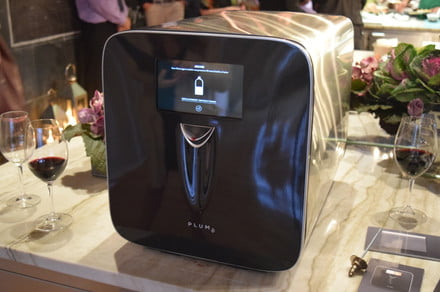A perfect pour high end plum wine dispenser will preserve for How to preserve wine after opening bottle