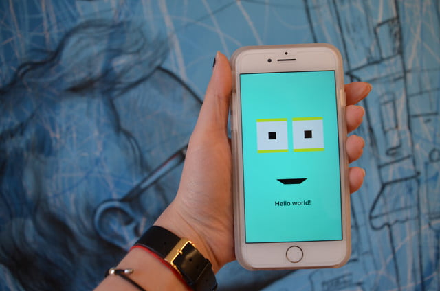 Pixel Lets You Customize A Robot While Also Teaching You How To Code | Digital Trends