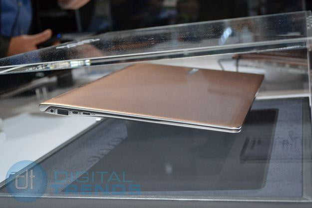 2012 Samsung Series 9: Limited Edition Rose Gold