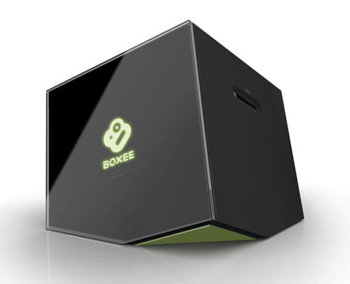 Boxee Box (front)