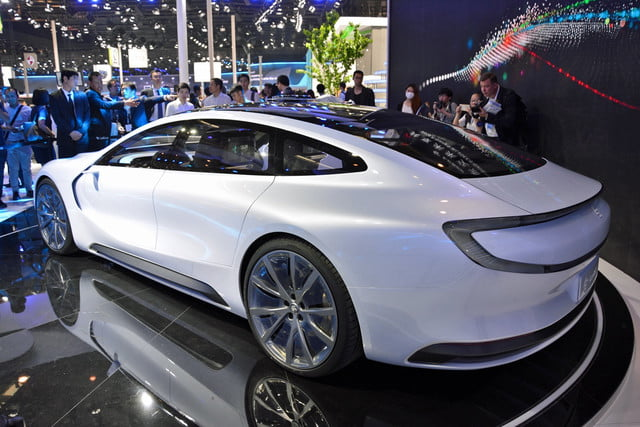leeco electric car factory lesee concept