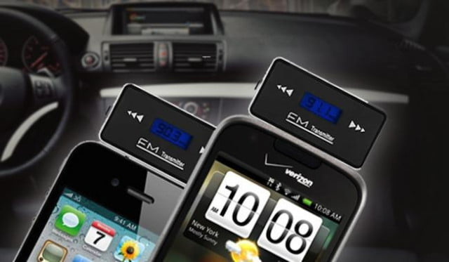 dt deals command your music without taking hands off the wheel wireless car kit