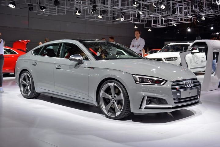 audi s sportback news specs performance pictures
