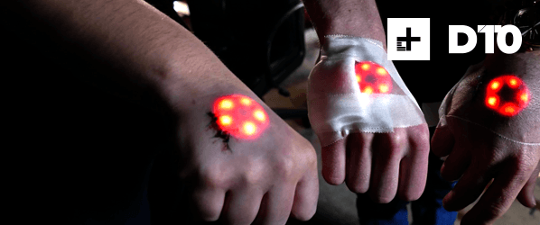 Cyborgs are already here,but the next stepswill make you nauseous