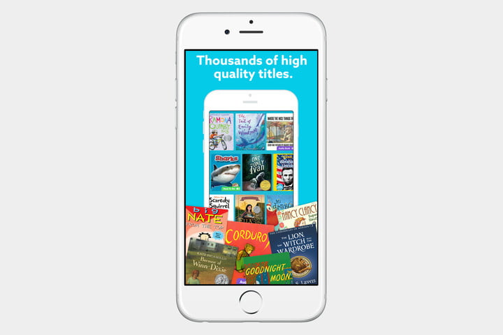 Epic Unlimited Books for Kids app