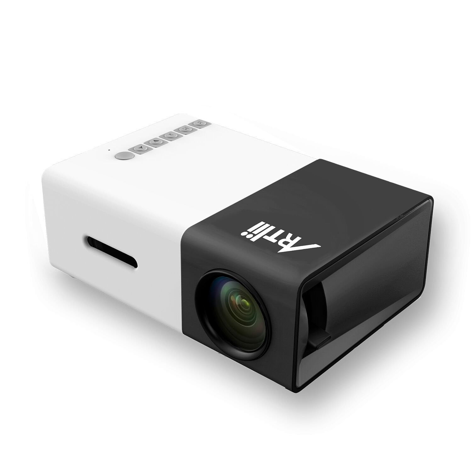 Artlii portable mini video projector digital trends for Mini portable video projector