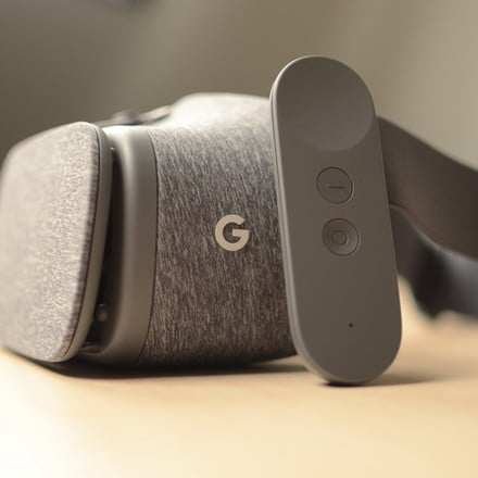 google daydream view vr headset w free shipping dtdeals