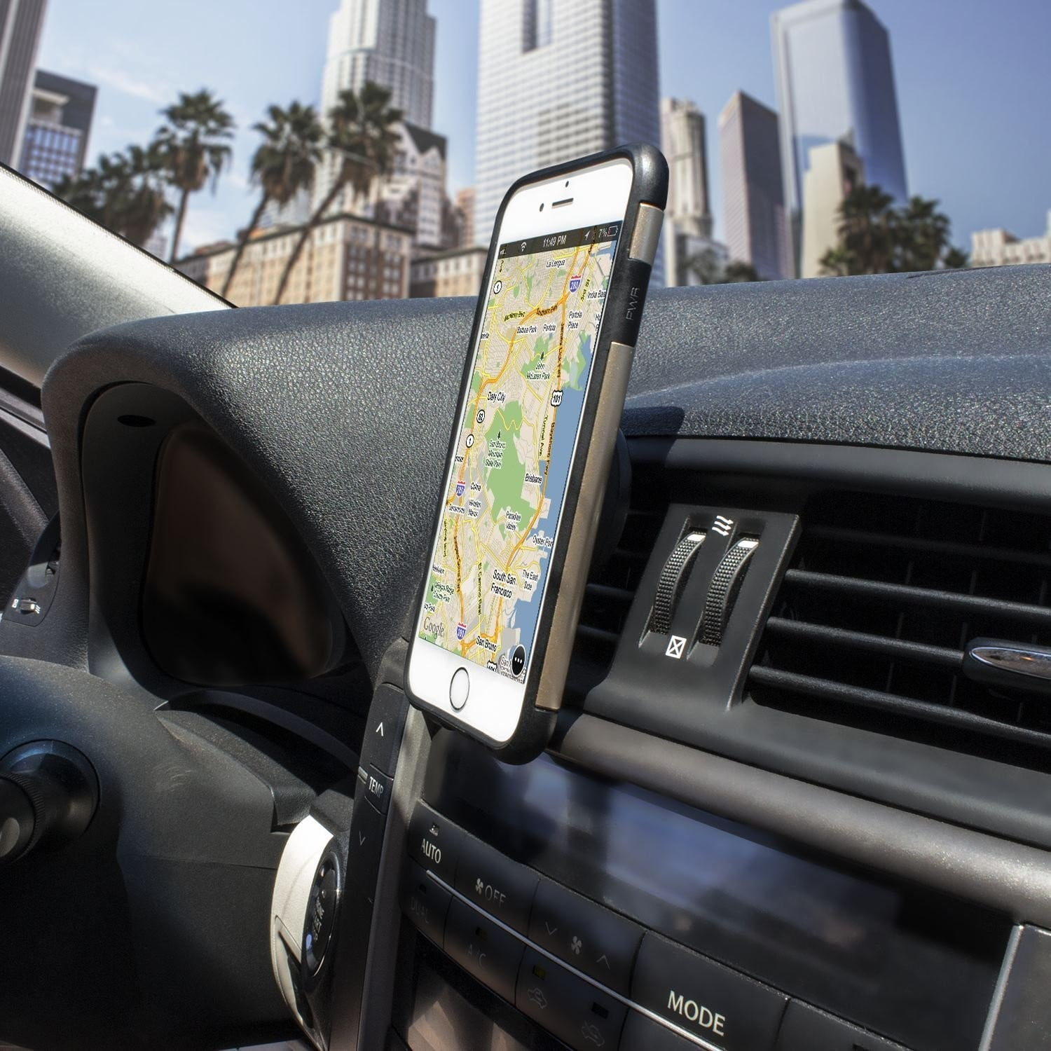 Mobility magnetic universal car mount - Digital Trends ...