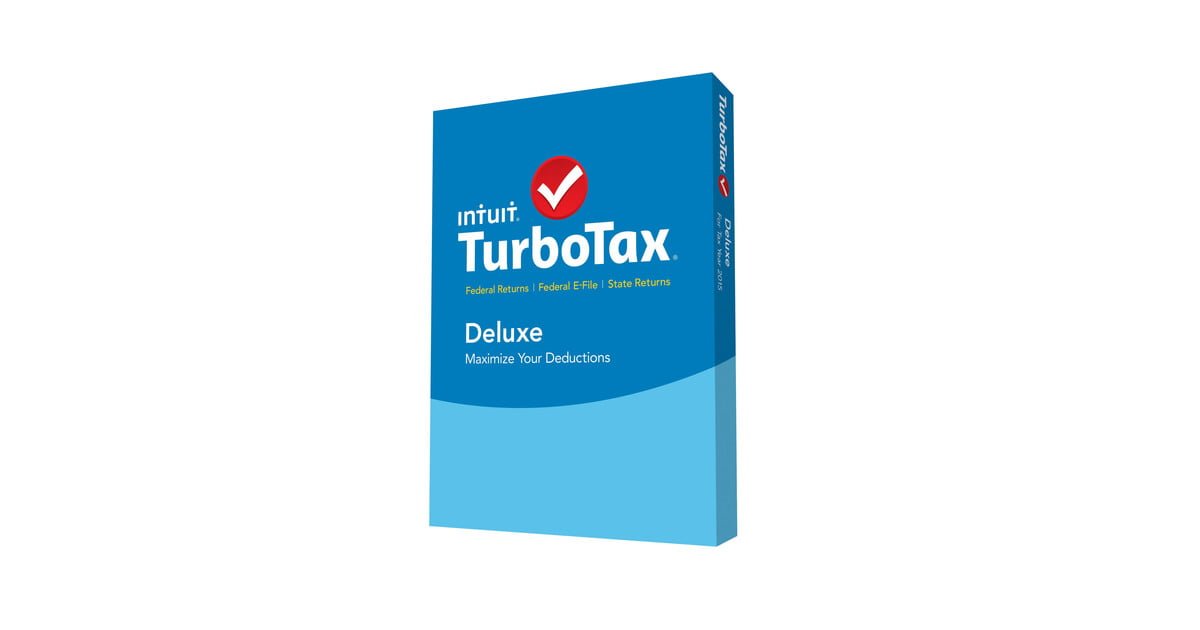 Turbotax Deluxe - rexaxafonoha.tk brands - low prices · Free 2-Day Shipping · Free Store PickupBrands: Intuit, H&R Block, TurboTax and more.