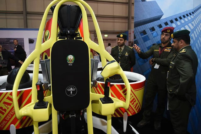 dubai civil defence to outfit firefighters with jetpacks dubaijetpack