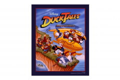 ducktales remastered review cover art