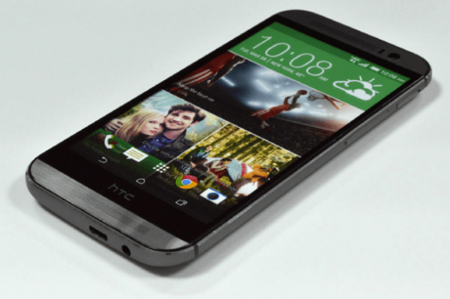 htc one seen on ebay dummy