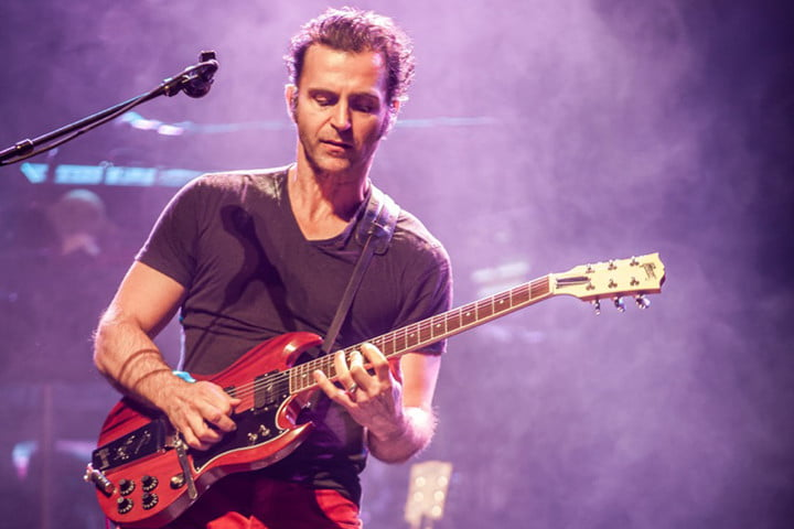 dweezil zappa audiophile  live in red pants photo by lance miller