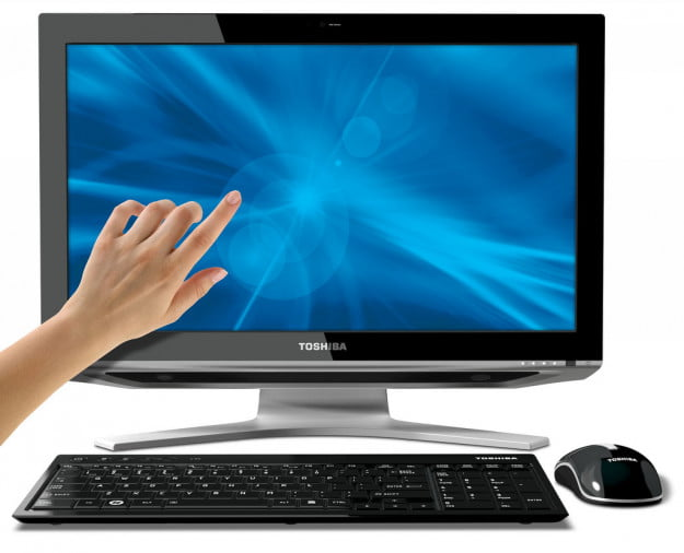 Toshiab DX1215 all-in-one