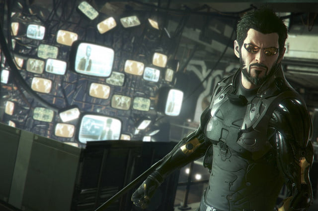contrary to rumors the new deus ex game will have a field of view slider on pc dxmd  e screen online