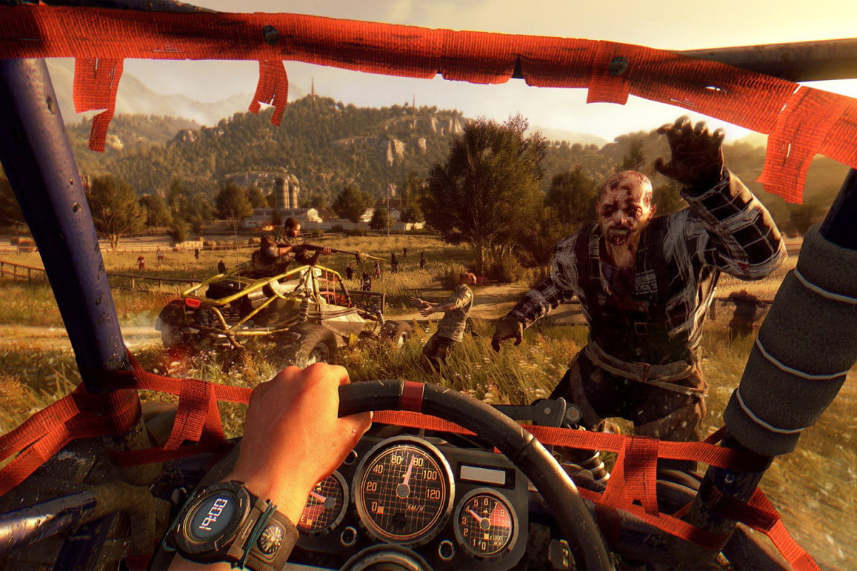 dying light spotlight edition  million zombie go kart the following