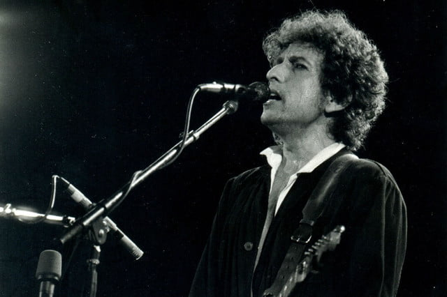 bob dylan time out of mind series