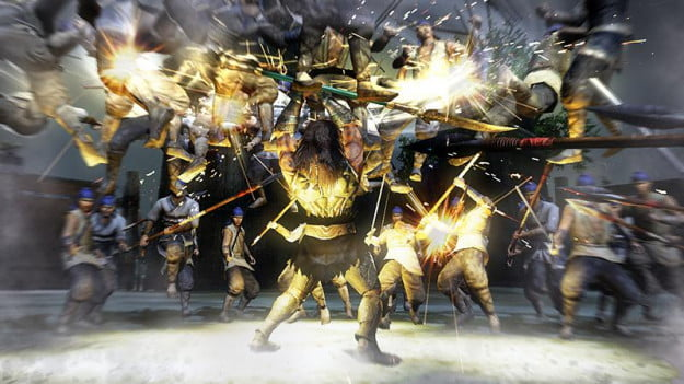 Dynasty Warriors 8 review 1