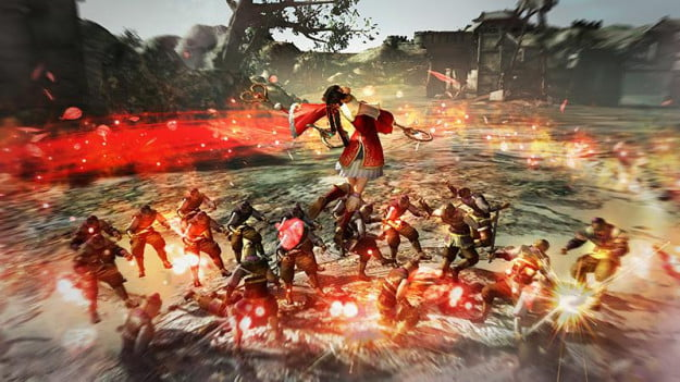 Dynasty Warriors 8 review 3