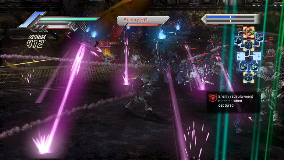 dynasty warriors gundam returns in new game for playstation  ps vita t