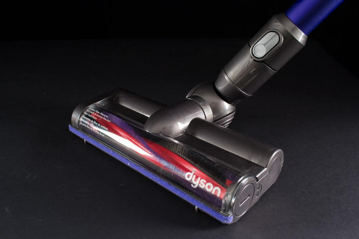 dyson dc  animal review brush