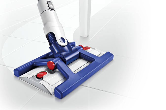 Dyson gives wood floors a stiffy with its new Hard vacuum-mop hybrid
