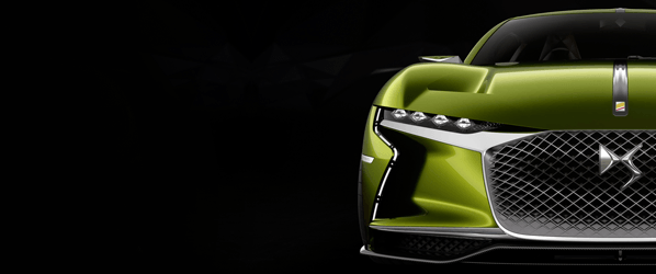 DS's E-Tense concept may be all-electric, but it still delivers 400 horsepower