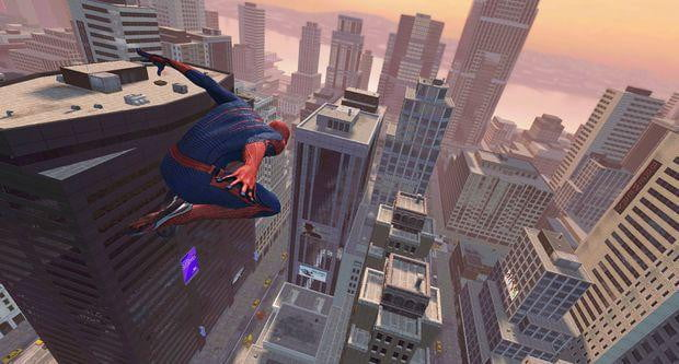 e  the amazing spider man activision beenox