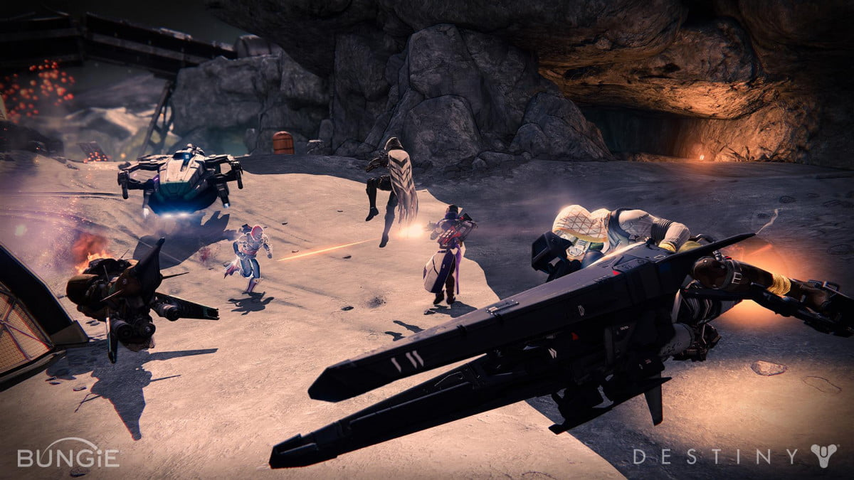 free online multiplayer every ps  weekend destiny review