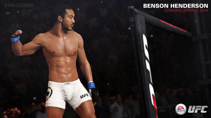 ea sports ufc review screenshot