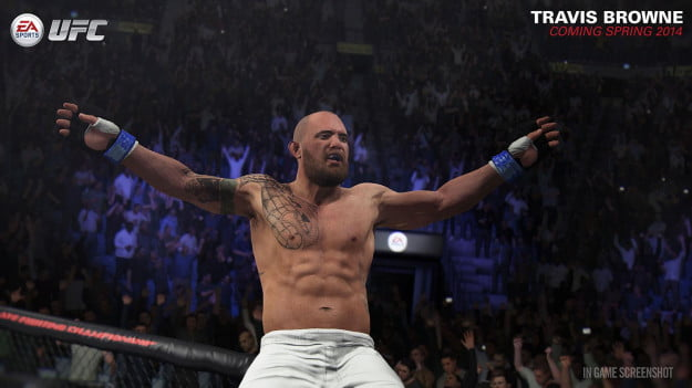 EA Sports UFC screenshot 72