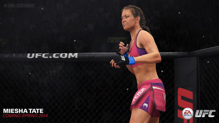 stepping octagon ea sports ufc preview