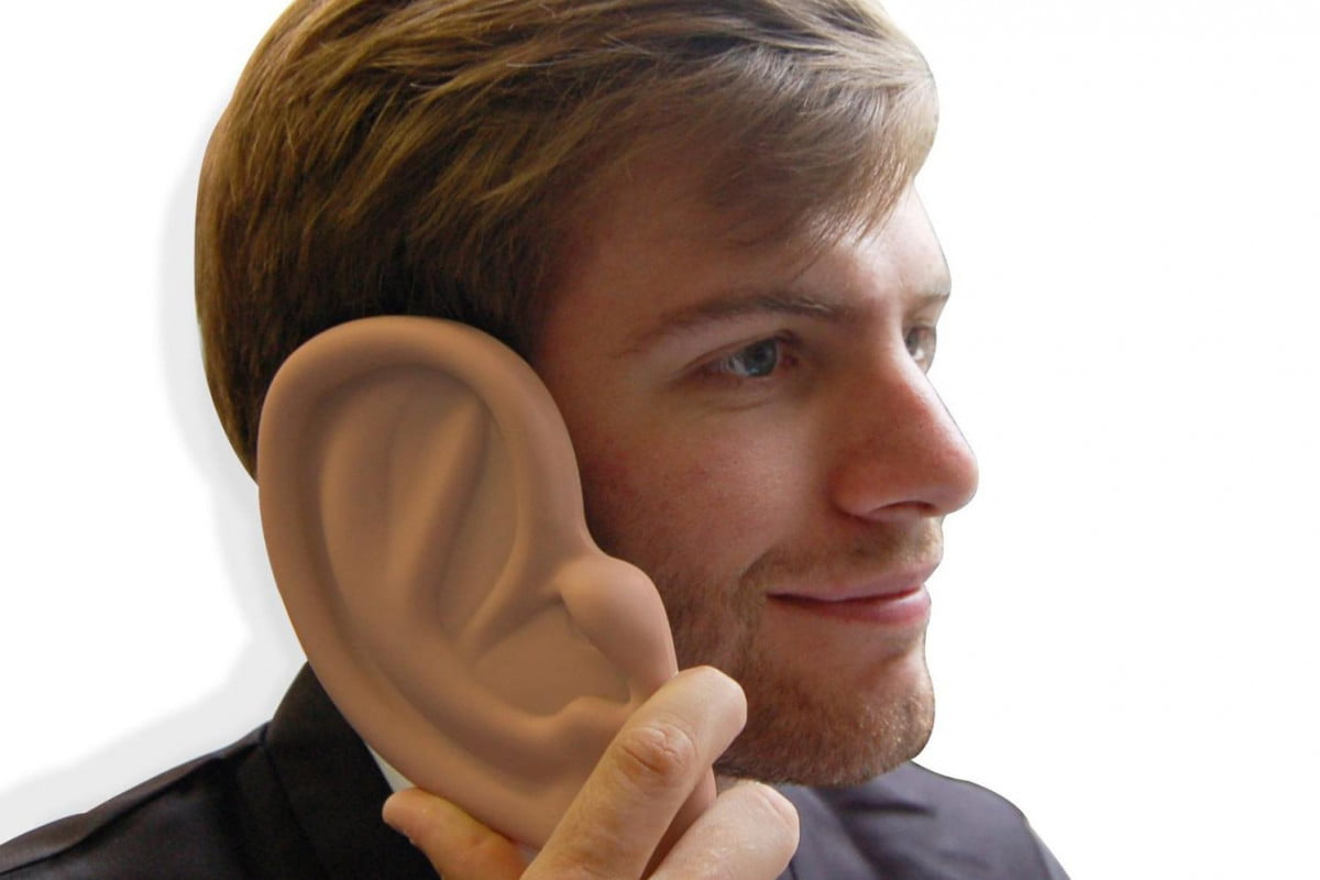 strangest iphone cases ear phone case
