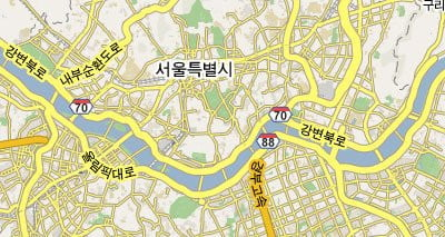 South Korea Google Maps