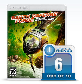 Earth Defense Force Review
