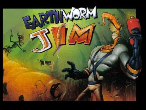 earthworm jim  happening