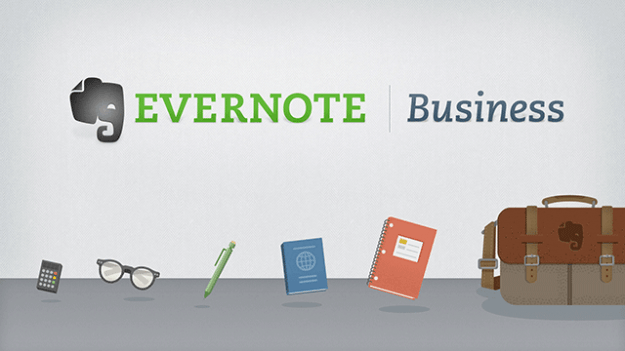 Evernote business app