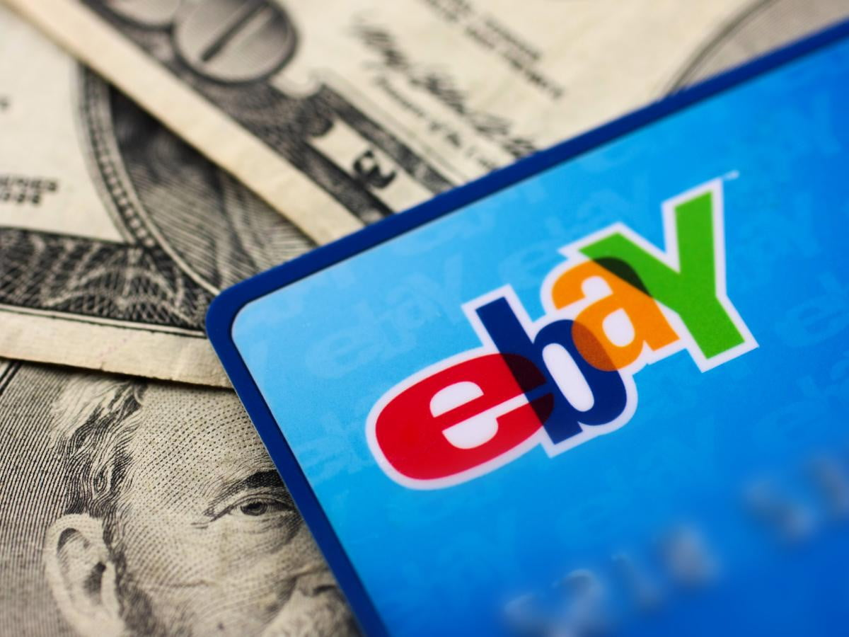 ebay adds category virtual currencies