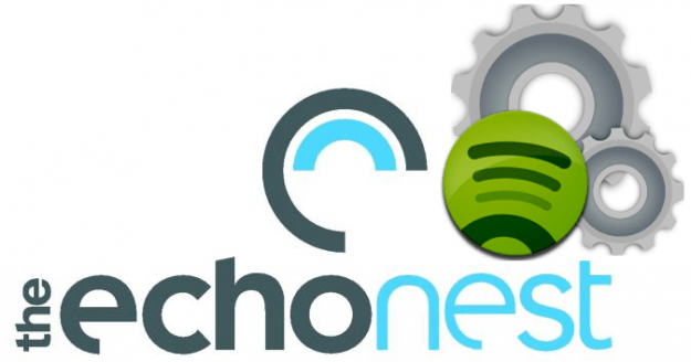 echonest and spotify