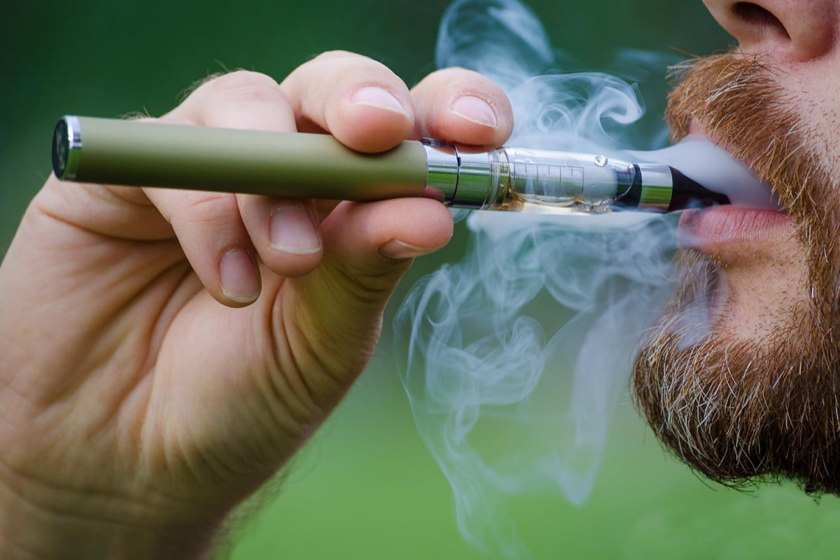 new study finds e cig vapor affects cells way tobacco smoke ecig