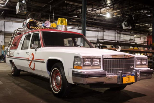 ecto  ghostbusters reboot