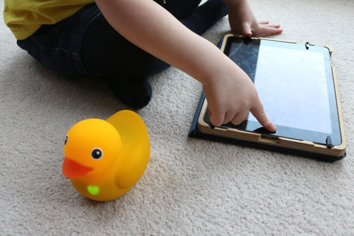 edwin the duck review dock