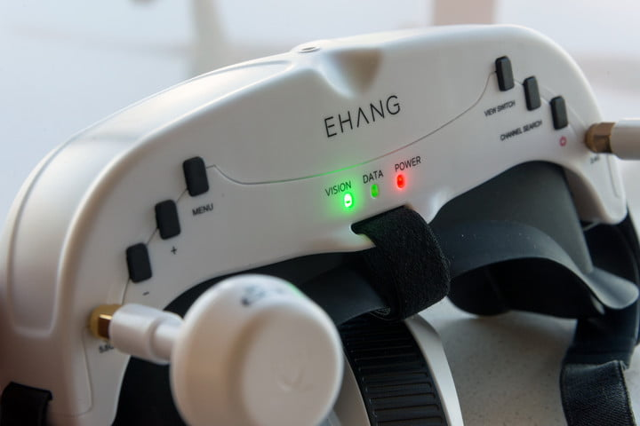 ehang ghostdrone  review