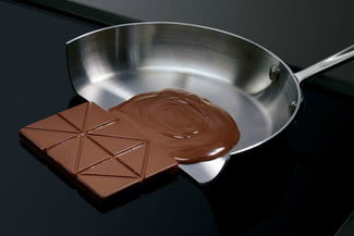 Electrolux Induction Cooking Chocolate
