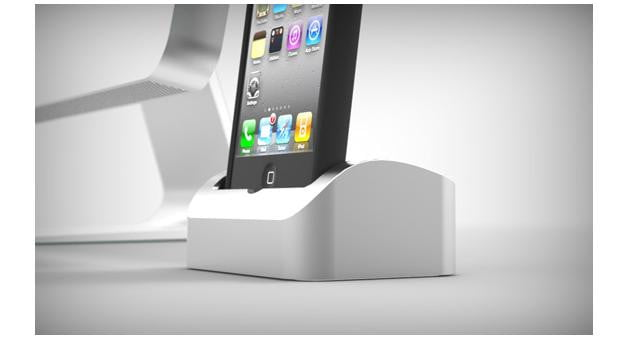 Elevation iPhone Dock