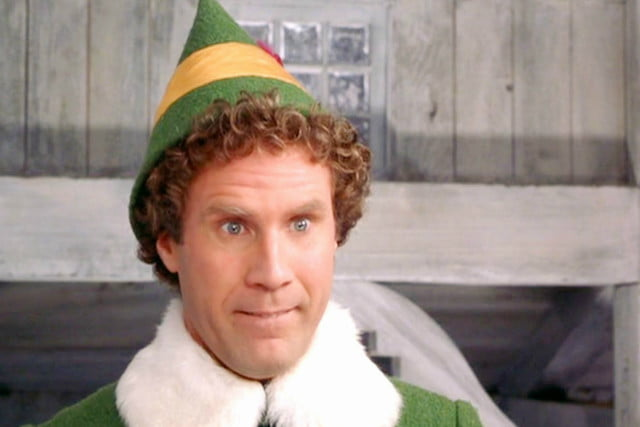 itunes list of top christmas movies ever elf