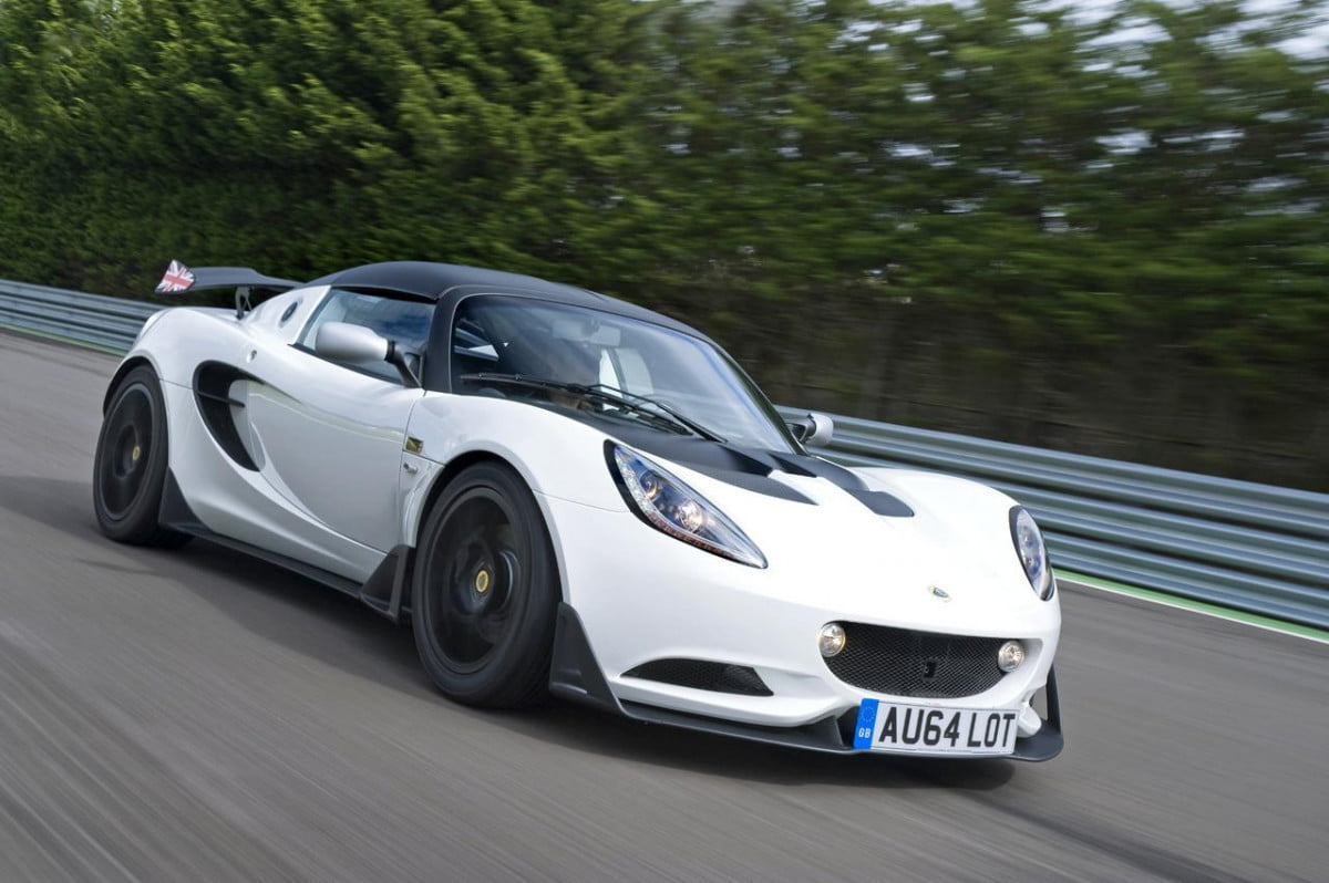lotus elise s cup now hottest can drive road elises