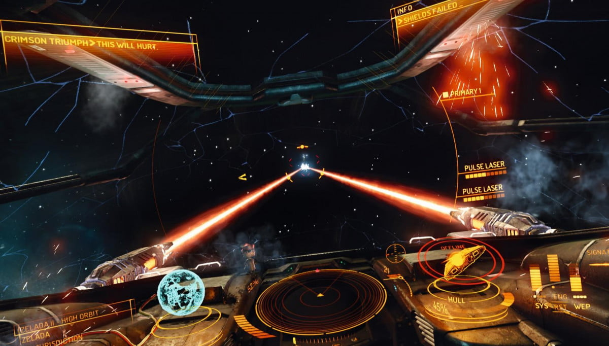 heres much youll spend explore galaxy elite dangerous