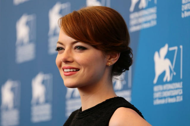 emma stone turned down ghostbusters reboot